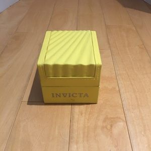 Invicta watch box